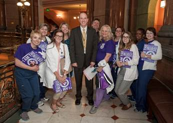 Nurse Advocacy Day on May 11