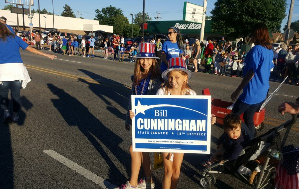 Vote for Bill Cunningham